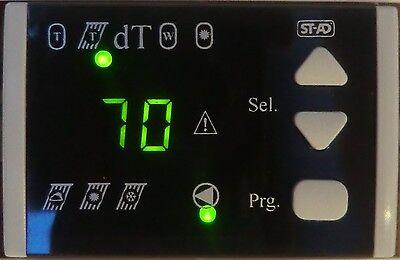 ST-AD Temperaturdifferenzregler DT-3.1 ,Solarregler , Solarsteuerung