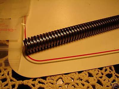 "CNC ACME thread 1/2""10tpi x 6' steper motor drive screw"