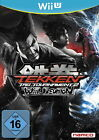 Tekken Tag Tournament 2 (Nintendo Wii U, 2012, DVD-Box)