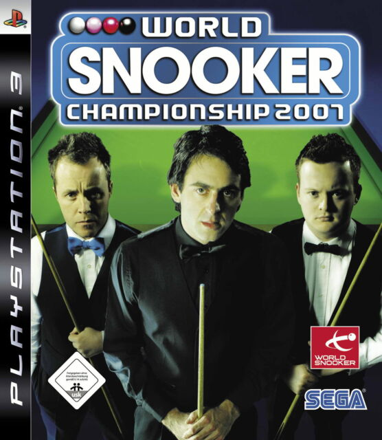 World Snooker Championship 2007 (Sony PlayStation 3, 2007)