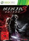 Ninja Gaiden 3 (Microsoft Xbox 360, 2012, DVD-Box)