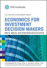 Economics for Investment Decision Makers: Micro, Macro, and International Economics by Christopher D. Piros, Jerald E. Pinto (Hardback, 2013)