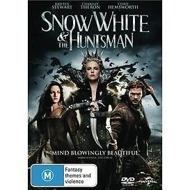 Snow White & The Huntsman (DVD, 2012)**New & Sealed