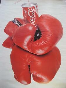 1982-Brunott-french-Coca-Cola-with-red-boxing-gloves-vintage-wall-poster-PBX500