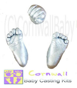 New-Baby-Casting-Kit-hand-foot-print-6-casts-inc-paint