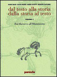 Dal-testo-alla-storia-Dalla-storia-al-testo-volume-G-Paravia-2-ed-2000