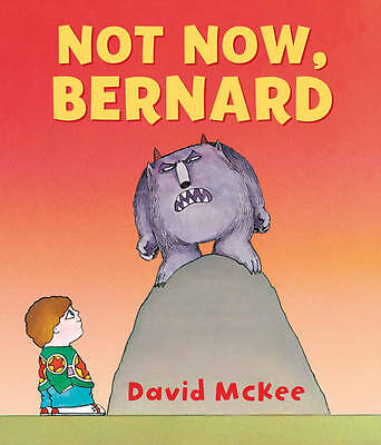Not Now, Bernard-ExLibrary