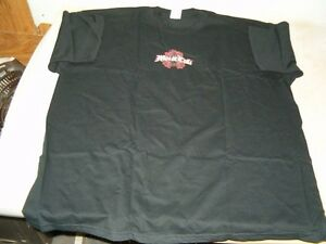 Motor-Cult-039-Second-to-None-039-XXLarge-Black-T-Shirt-19