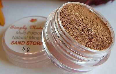 Mineral Pure Eye Shadow/Liner SANDSTORM ♥ Full Jar ♥