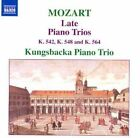 W.A. Mozart: Late Piano Trios, Vol. 2 (2009)