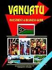 Vanuatu Investment and Business Guide by International Business Publications, USA (Paperback / softback, 2004)