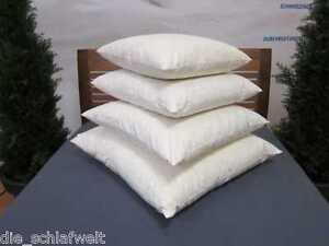 kissenf llung deko kissen federn f llkissen 40x40 40x60. Black Bedroom Furniture Sets. Home Design Ideas