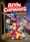 Alvin and the Chipmunks: Halloween Collection (DVD, 2012)