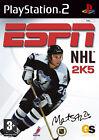 ESPN NHL 2K5 (Sony PlayStation 2, 2005, DVD-Box)