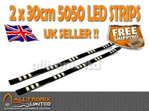 Ajuste-Universal-30cm-Drl-Smd-LED-PEUGEOT-1007-407-309-605