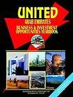 United Arab Emirates Business and Investment Opportunities Yearbook by International Business Publications, USA (Paperback / softback, 2003)