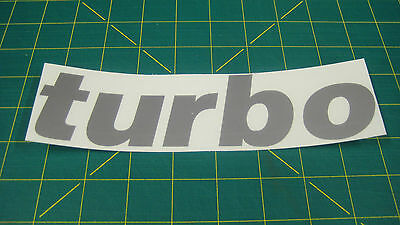 Land Rover Defender 90 110 Rear Raplacement Turbo decal Sticker