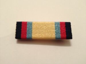 Gulf-War-Pin-on-Ribbon-Bar-Military-Medal-Service-Dress-Tunic-New-1991