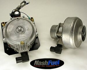 propane conversion kit  ford  straight  throttle body injection tbi lpg ebay