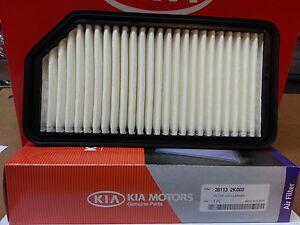2010 2011 kia soul air filter oem 28113 2k000 genuine for Kia soul cabin air filter