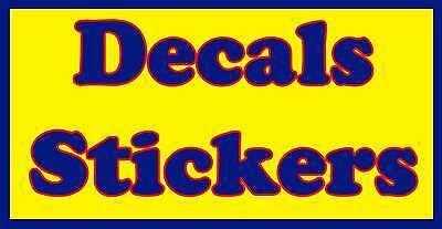 Decals-Stickers