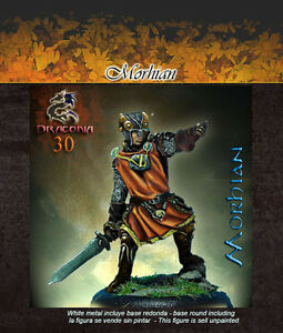 Draconia-Miniatures-Morhian-Unpainted-Kit-FAN30-04-Fantasy-30mm-Figure
