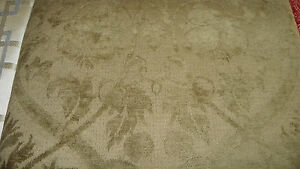 Olive-Green-Print-Chenille-Upholstery-Fabric-1-Yard-F742