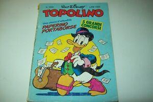 WALT-DISNEY-TOPOLINO-MICKEY-MOUSE-LIBRETTO-N-1690-17-APRILE-1988