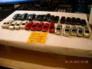 HO-Scale-Cars-in-lots-of-25-as-shown-in-the-picture-plus-a-few-extra-BC-74