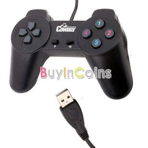 Joystick USB 2.0 Game Pad Controller for PC BY Comfortable