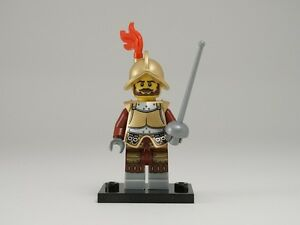 NEW-LEGO-MINIFIGURES-SERIES-8-8833-Conquistador