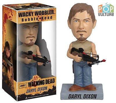 The Walking Dead TV Bobble head, Daryl Dixon action figure