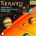 Gustav Holst - Holst: The Planets (1986)