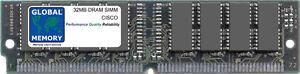 32-MO-DRAM-SIMM-RAM-CISCO-MC3810-MC3810-V-MC3810-V3-ROUTEURS-MEM-381-1X32D