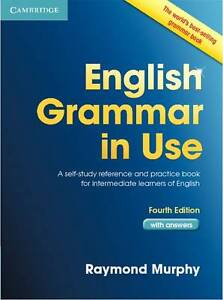 English-Grammar-in-Use-Book-with-Answers-by-Raymond-Murphy-Book-NEW-AU