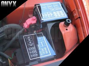98-02 camaro firebird trans am formula, black stainless ... 99 camaro fuse box
