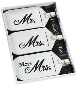 Mr-and-Mrs-Luggage-Tags-Set-of-3-Honeymoon-Bridal-Shower-Gift