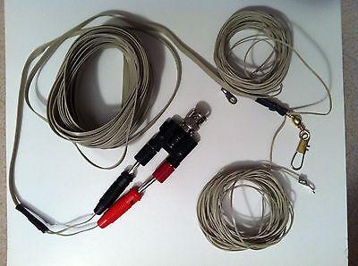 HF antenna Norcal Doublet QRP Outdoor Portable