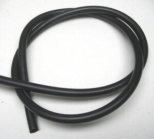 1-Meter-fester-Benzinschlauch-3mm-innen-Grundpreis-4-45-mtr-schwarz-Gummi