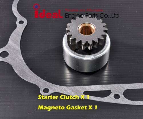"""""""New"""" XV700 XV750 XV1100 Virago 1100 XV 700 750 Heavy Duty Starter Clutch Gaskt"""