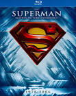 The Superman Motion Picture Anthology 1978-2006 (Blu-ray Disc, 2011, 8-Disc Set, With Green Lantern Movie Cash)