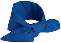 2-CHEF-DESIGNS-ROYAL-BLUE-NECKERCHIEF-BANDANA-BRAND-NEW