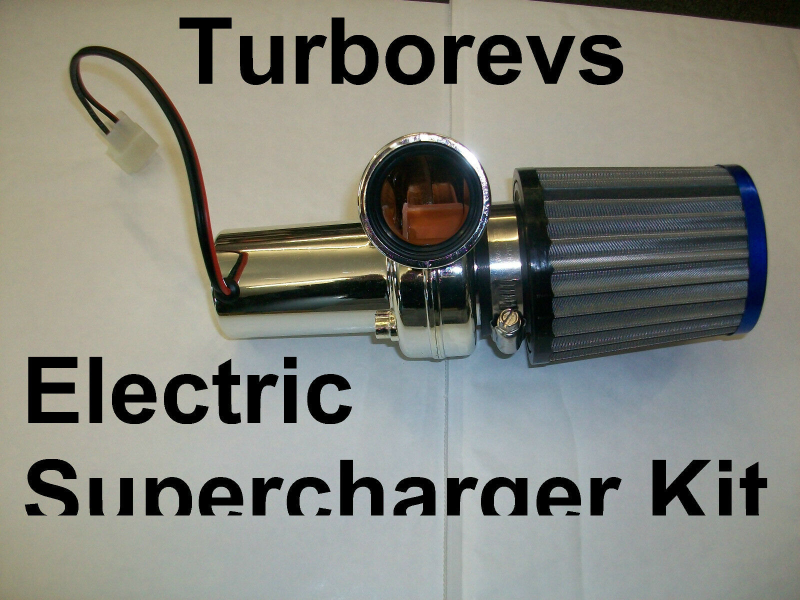 Details about ELECTRIC TURBO SUPERCHARGER KIT 49CC 50CC SCOOTER MOPED PIT  DIRT MINI MOTO BIKE