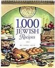1, 000 Jewish Recipes by Faye Levy (Hardback, 2000)