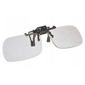 Clip On Flip Up Magnifying Glasses