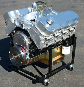 Chevy bbc 572 stage 8 0 crate motor dart block afr heads for Gm 572 crate motor