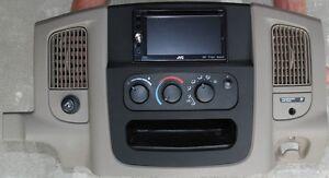Dodge ram 2002 2003 2004 2005 1500 2500 3500 double din - 2004 dodge ram 1500 interior accessories ...