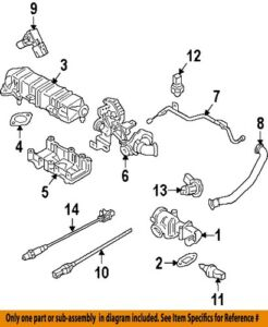 DODGE-Genuine-OEM-OE-Factory-Original-68026995AB-EGR-Valve