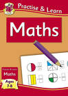 New Curriculum Practise & Learn: Maths for Ages 7-8 by CGP Books (Paperback, 2011)
