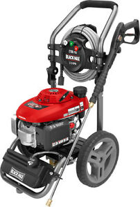 BLACK-MAX-2700-psi-GAS-Power-Pressure-Washer-w-HONDA-GCV160-4-cycle-Engine